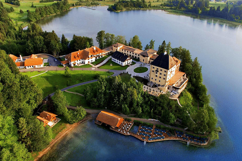 Schloss Fuschl, A Luxury Collection Resort & Spa G